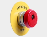 30mm e-stop pushbutton